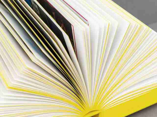 James Jennifer Georgina – A book by Irma Boom for Erasmus Publishing – Product photo by Ivan Jones