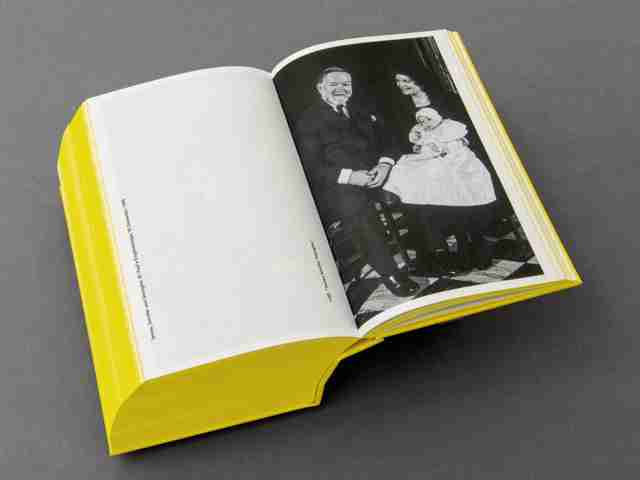 James Jennifer Georgina – A story about family by Irma Boom for Erasmus Publishing – Product photo by Ivan Jones