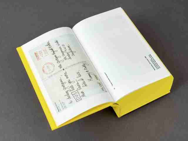 James Jennifer Georgina – A story in many postcards by Irma Boom for Erasmus Publishing – Product photo by Ivan Jones
