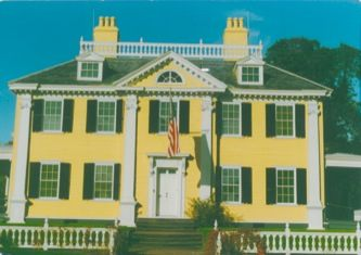 James Jennifer Georgina – Postcard stamped on Monday, October 21, 1991