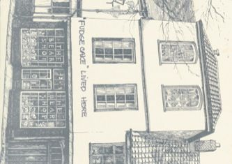 James Jennifer Georgina – Postcard stamped on Friday, July 16, 1993