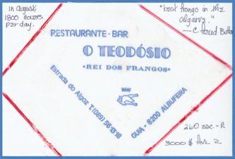 James Jennifer Georgina – Postcard stamped on Saturday, August 21, 1993
