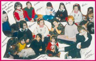 James Jennifer Georgina – Postcard stamped on Thursday, January 18, 1996