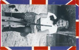 James Jennifer Georgina – Postcard stamped on Sunday, March 22, 1998